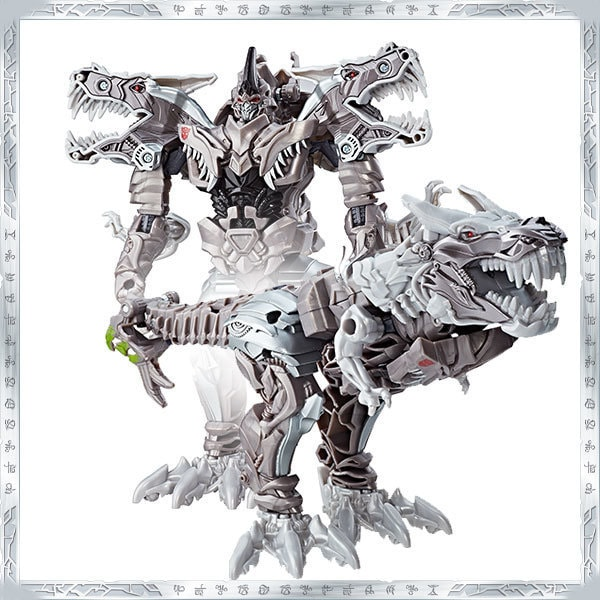 Knight Armour Turbo Changer Grimlock