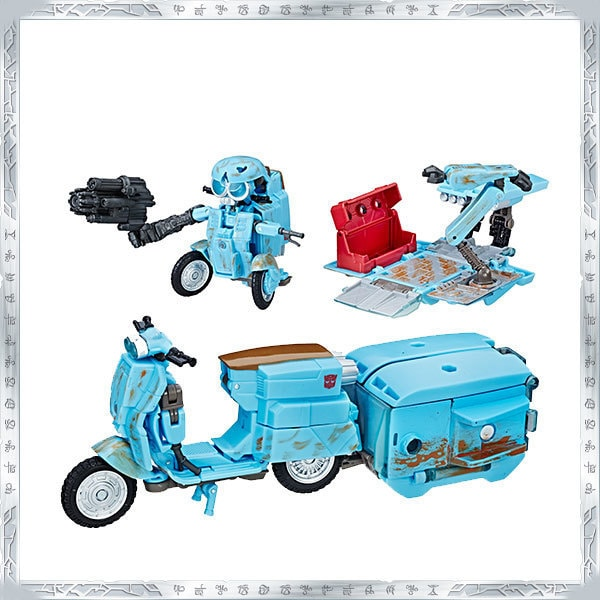 Premier Edition Deluxe Autobots Sqweeks