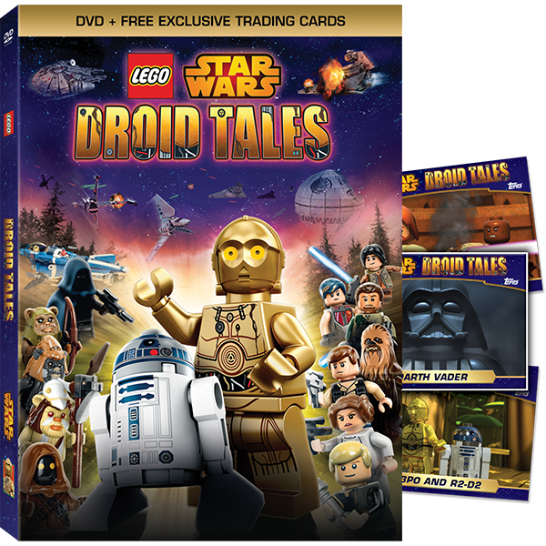 Lego Star Wars Droid Tales Disney Movies