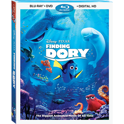 finding dory disney movies