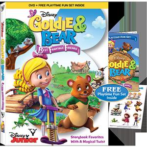 Best Fairytale Friends DVD