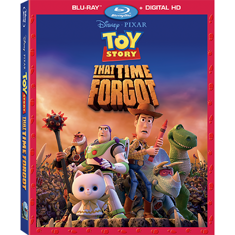 Toy Story That Time Forgot Combo Pack
