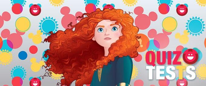 Es-tu courageux(se) comme la princesse Merida ?