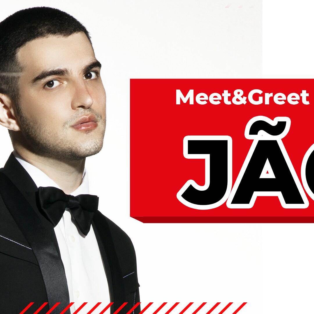 Meet & Greet Rádio Disney Virtual com Jão