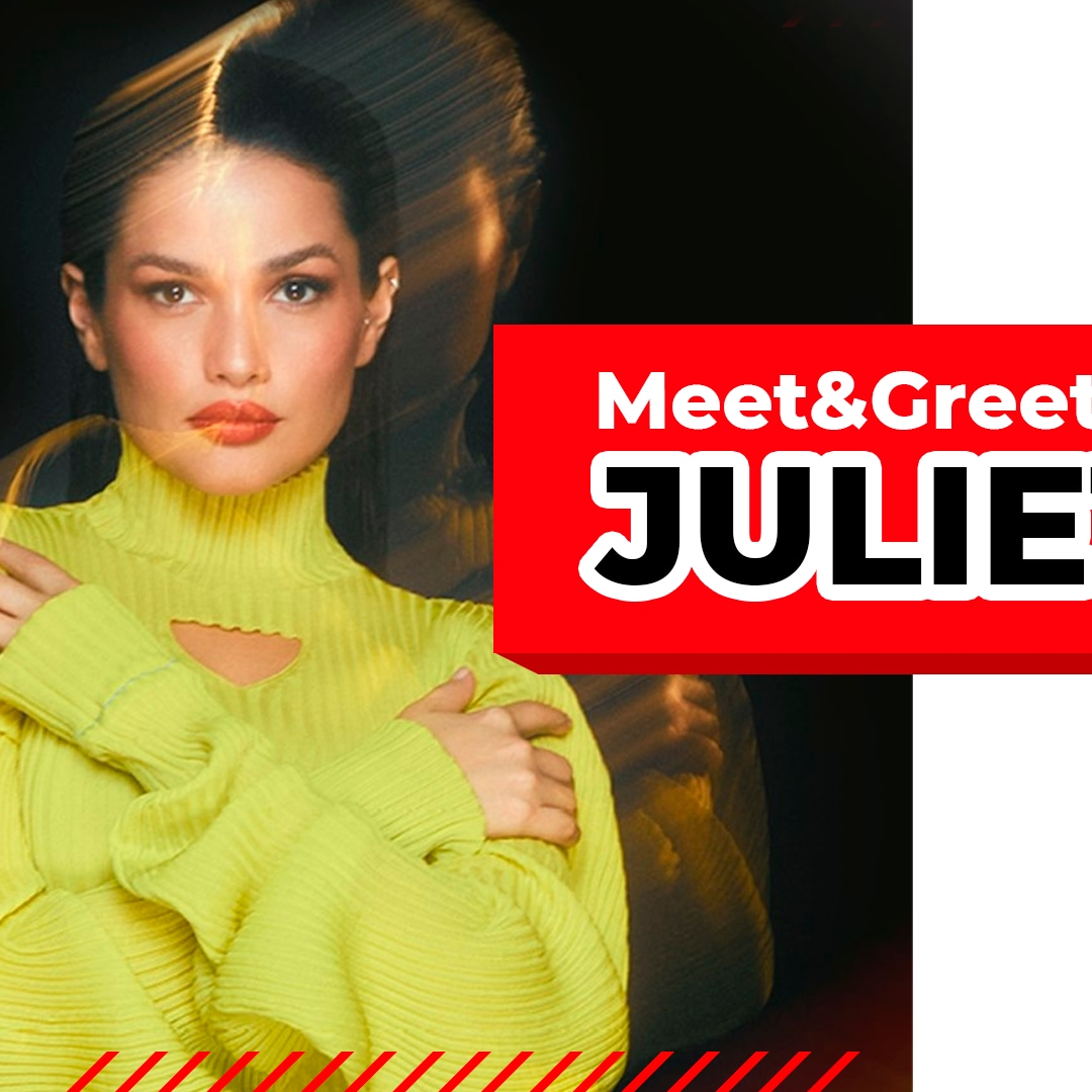 Meet & Greet Rádio Disney Virtual com JULIETTE
