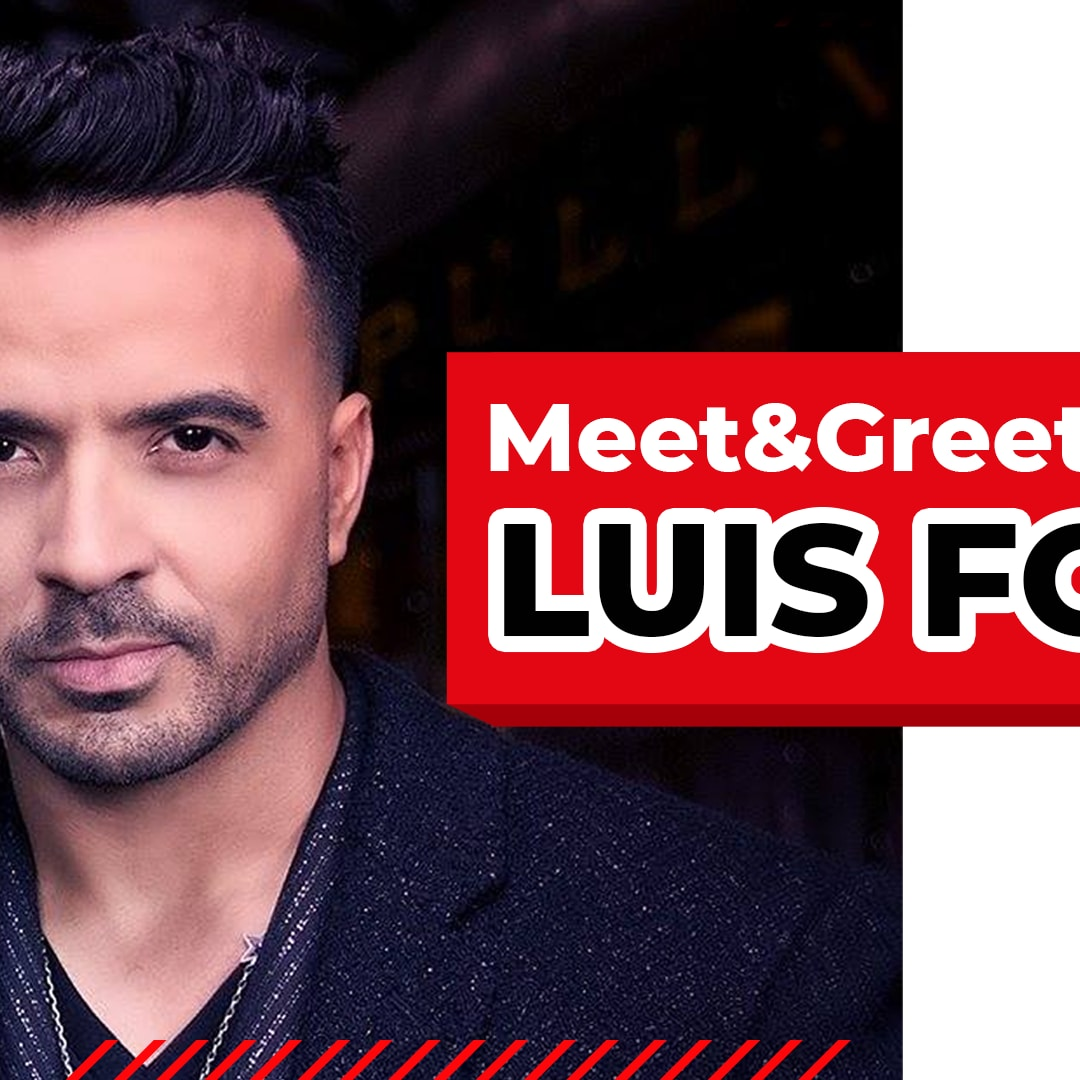 MEET & GREET VIRTUAL LUIS FONSI