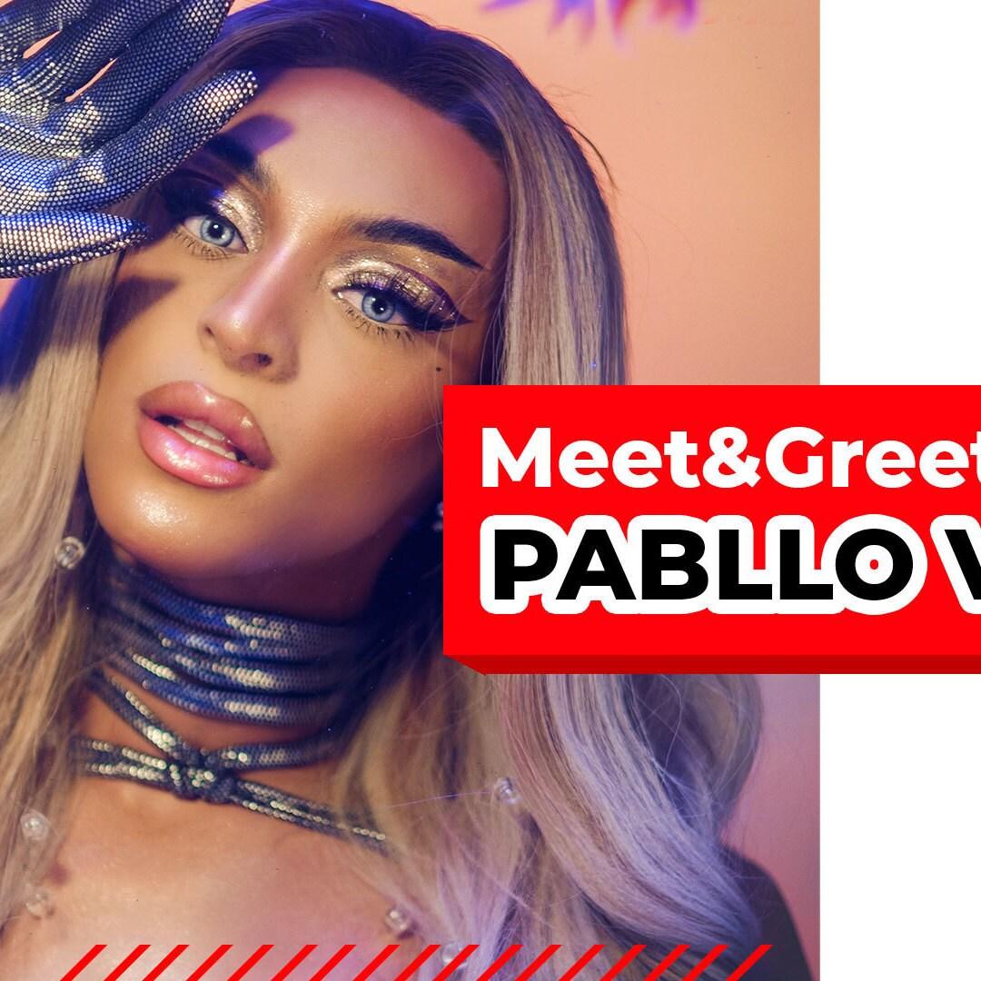 Meet & Greet Rádio Disney Virtual com Pabllo Vittar