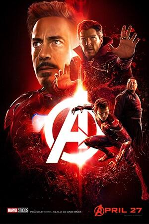 Avengers: Infinity War | Disney Movies