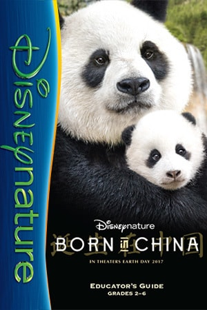 Born In China Educator's Guide