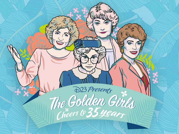 Watch D23 Presents The Golden Girls: Cheers to 35 Years!