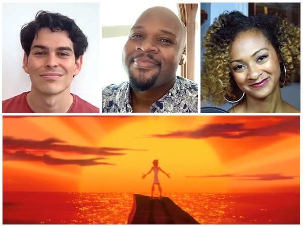 Disney On Broadway Stars Use Their #VoicesFromHome to 'Go the Distance'