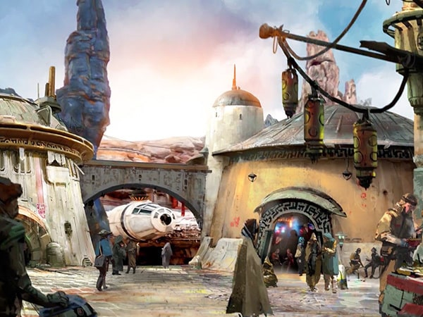 Fun Facts on Batuu from Star Wars: Galaxy's Edge