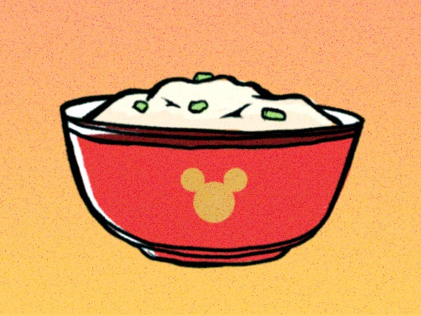 Chef Mickey's Creamy Parmesan Mashed Potatoes Recipe