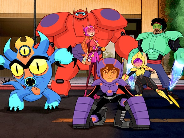 Everything You Need to Know About the New Season of 'Big Hero 6 The Series'