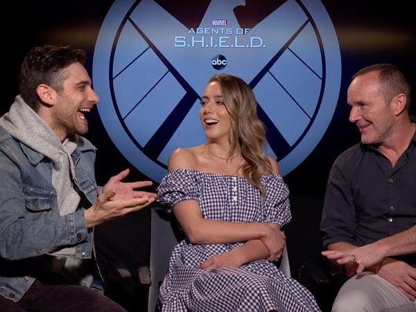 Play Marvel This or That with the Cast of 'Agents of S.H.I.E.L.D.'