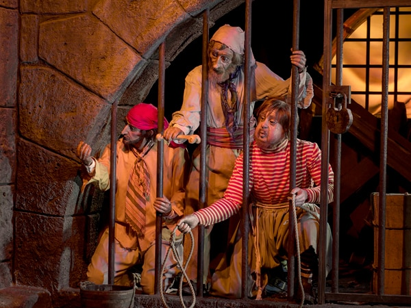Ride & Learn: Pirates of the Caribbean