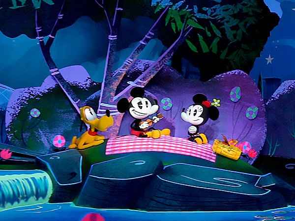Take a Ride on Mickey & Minnie's Runaway Railway