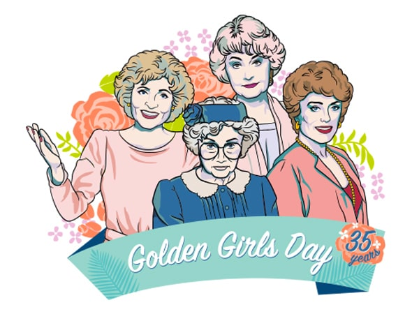 The Golden Girls: Cheers to 35 Years!