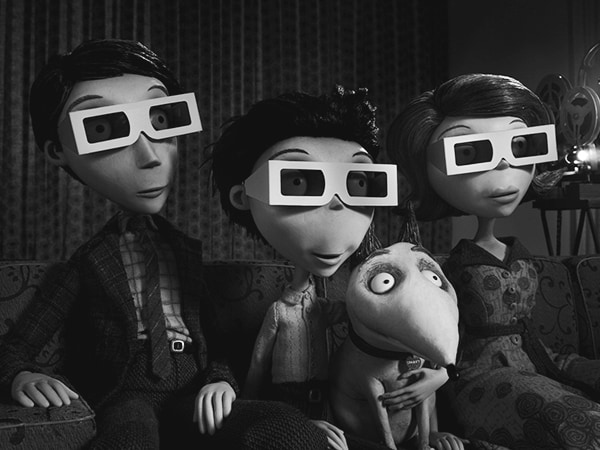 7 Tim Burton Films You Can Stream on Disney+