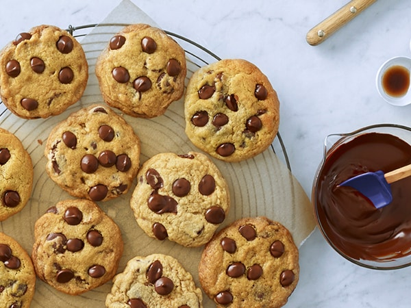Ghirardelli Chocolate Chip Cookies Recipe