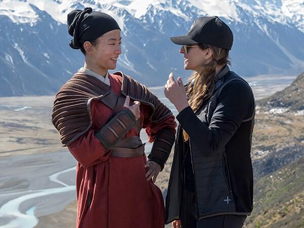 Reflecting on Mulan with Director Niki Caro and Star Yifei Liu