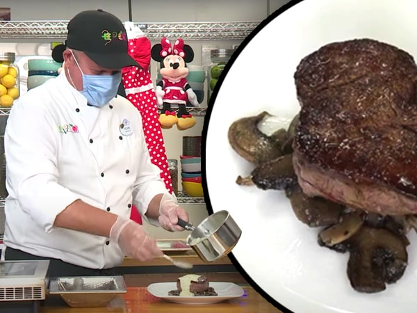 In The Kitchen with EPCOT Chef Kevin Downing