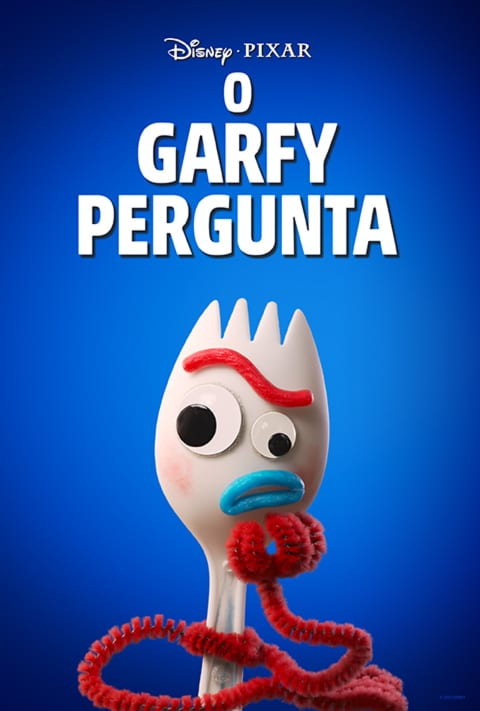 Disney Plus - Forky Asks a Question - Poster - Intro Article