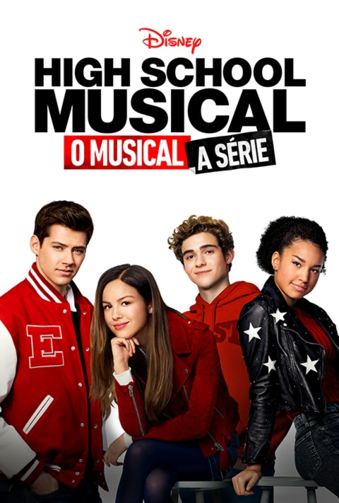 Disney Plus - High School Musical: The Musical: The Series - Poster - Intro Article