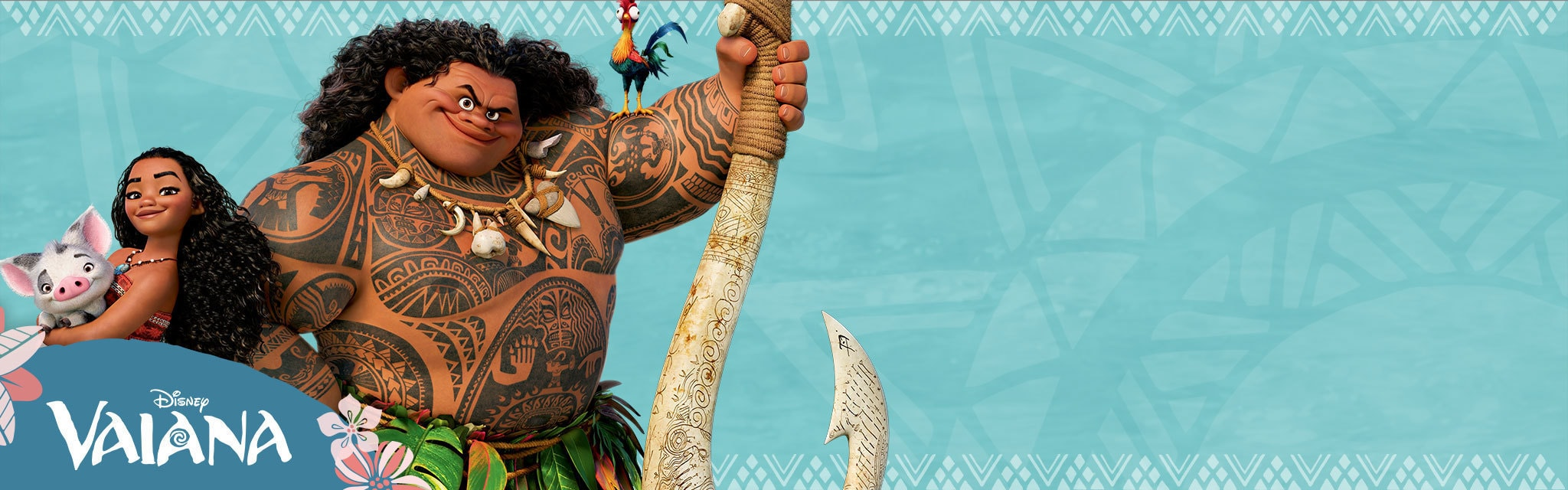 Moana HE (Hero - Movies)