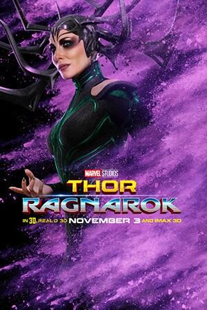 Hela Character Poster