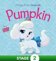 Palace Pets: Pumpkin: A Puppy Fit for Cinderella