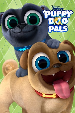 Puppy Dog Pals on Disney+