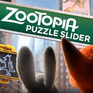 Zootopia - Puzzle Slider