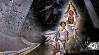 Star Wars at 40 | 7 Things You Didn't Know About the Original Star Wars Poster