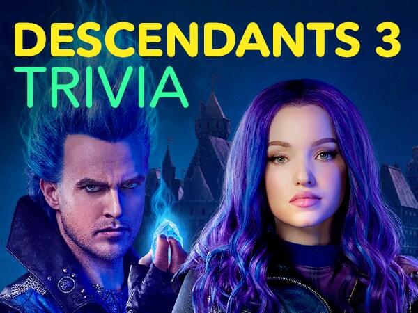 Descendants Games | Disney LOL