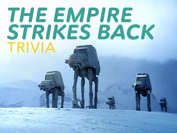 How Well Do You Know The Empire Strikes Back?