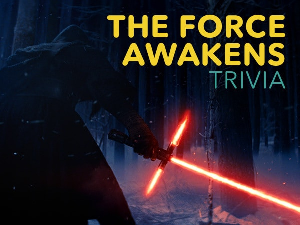 How Well Do You Know The Force Awakens?