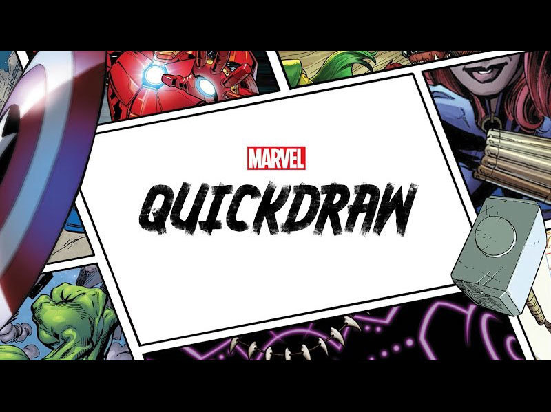 MARVEL Quick Draw