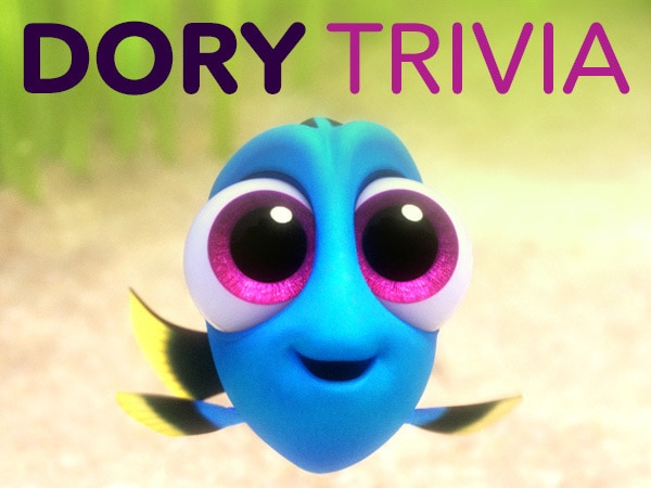 How Well Do You Know Dory?