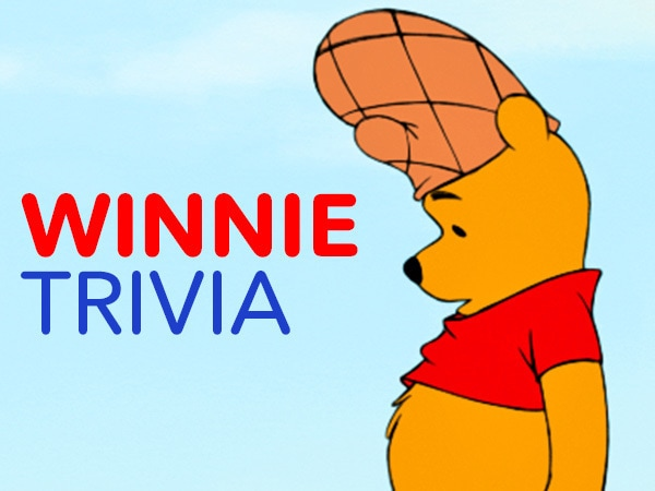 How Well Do You Know Winnie The Pooh?