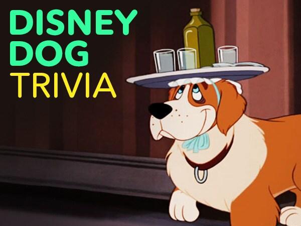 Disney Dog Trivia