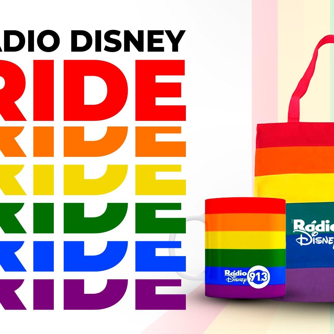 Super Kit Rádio Disney Pride