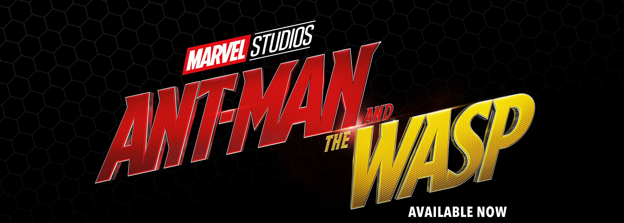 Ant-Man and the Wasp Now Playing