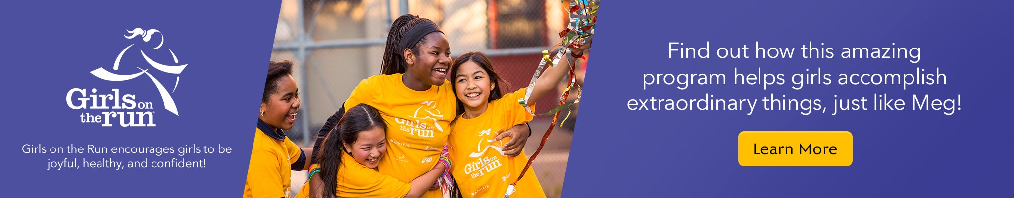 Girls on the Run | Find out how this amazing program helps girls accomplish extraordinary things, just like Meg!