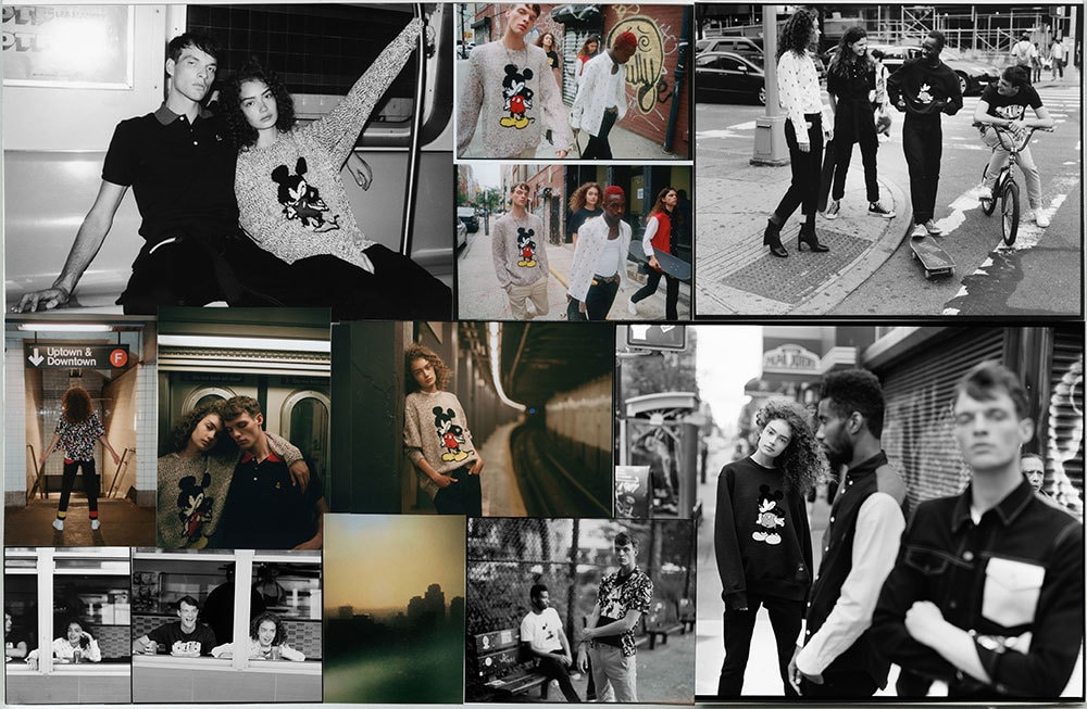 Collage from the Rag & Bone Collection