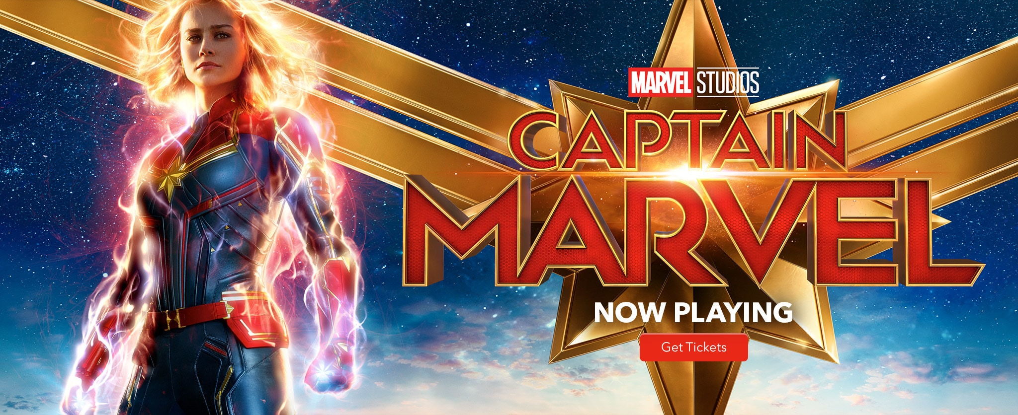 Captain Marvel - Now Playing - Get Tickets