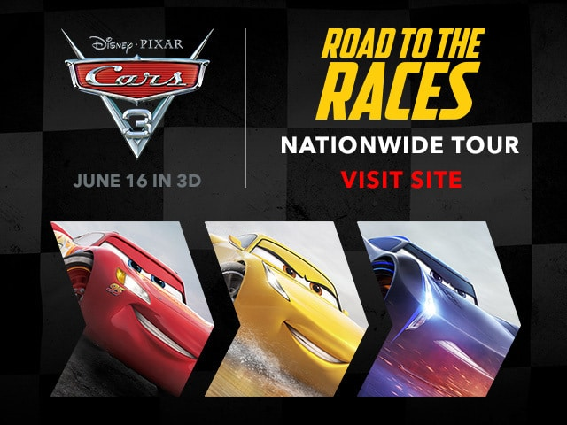 new car movie releasesCars 3  Disney Movies