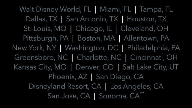 Cars 3 Tour | Disney Movies