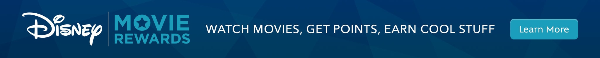 Disney Movie Rewards - Watch Movies, Get Points, Earn Cool Stuff - Learn More