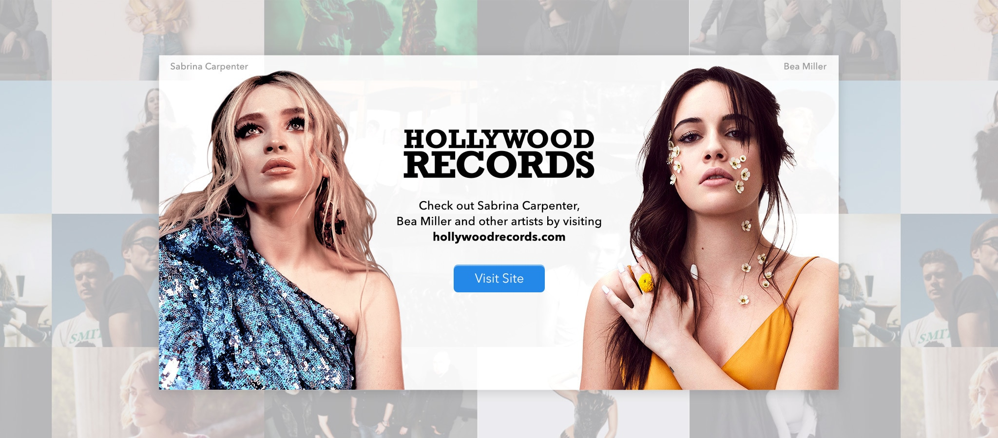 Hollywood Records - Check out Bea Miller, Olivia Hold and other artists by visiting hollywood records dot com